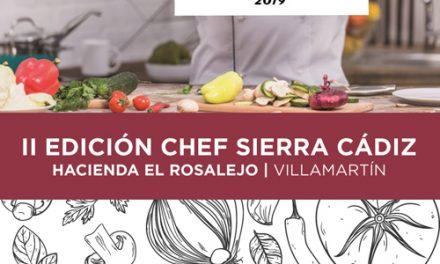 Chef Sierra: comienza la 2ª edición