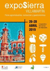 QUESIERRA Y EXPOSIERRA - Villamartín, Cádiz @ Cooperativa del Campo de Villamartín (Cádzi)