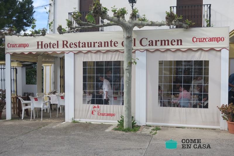 Chef Sierra 2019: El postconcurso en la Venta Del Carmen