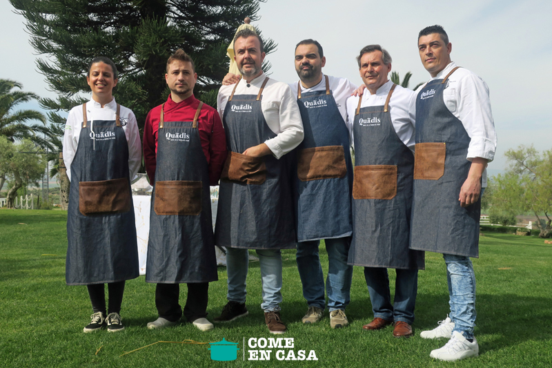 Final del Concurso Chef Sierra 2019