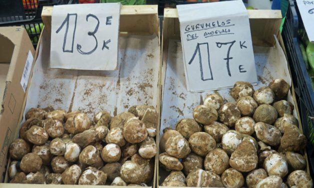En el mercado de Huelva (de nuevo)