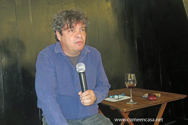 Manuel Ruiz Torres en La Casapuerta
