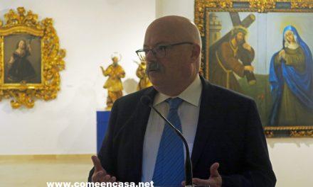 Exposición sobre el patrimonio de Afligidos y su entorno
