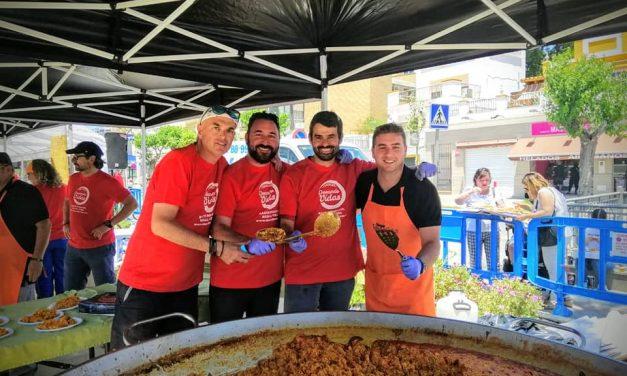 Paella para mil, por Enrique Sánchez