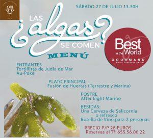Ponencia - Almuerzo Las Algas se Comen?