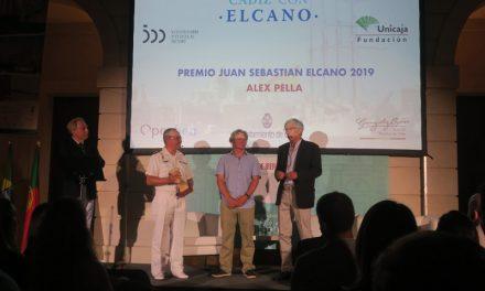 Entrega del I Premio Juan Sebastián Elcano