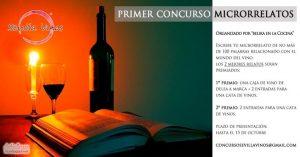 PRIMER CONCURSO MICRORRELATOS SOBRE EL VINO