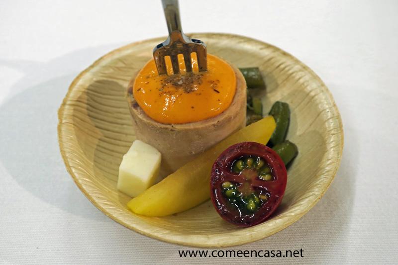 Flamenquín De Melva Con Verduras Receta De Supermercado
