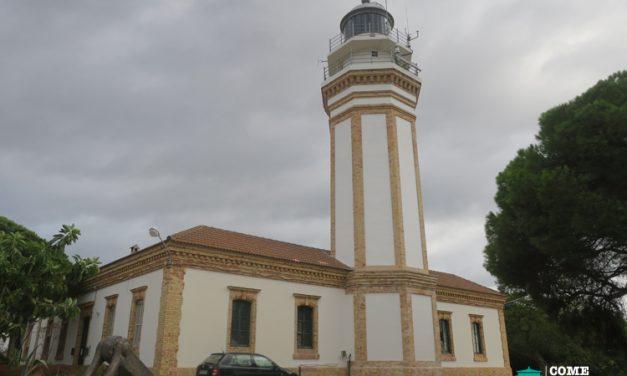 Visita a los tres faros de Huelva