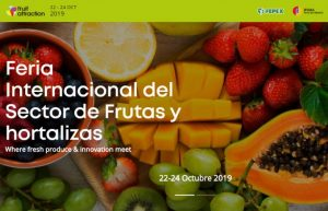 FRUIT ATTRACTION Feria Internacional del Sector de Frutas y Hortalizas