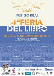 FERIA DEL LIBRO DE PUERTO REAL @ IV FERIA DEL LIBRO DE PUERTO REAL