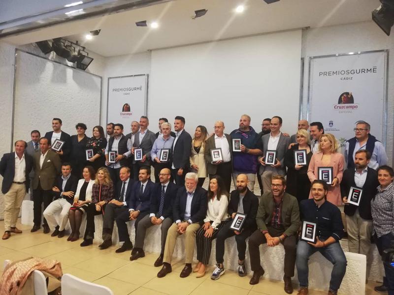 Gurmé Cádiz elige a los mejores en 2019