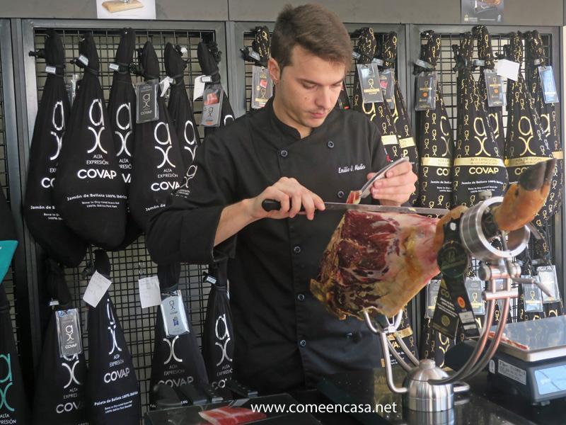Ibéricos COVAP abre tienda en Sevilla