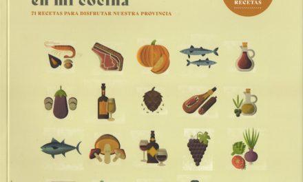 Cádiz en mi cocina, un libro de Lola López