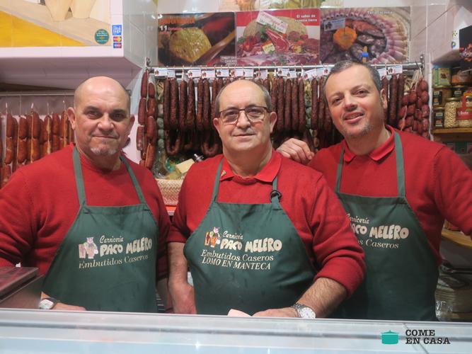 Carnicería Paco Melero, el lado limpio de la carne