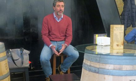 Salvador Moreno presenta Gurmé Cádiz en La Casapuerta