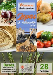 V Concurso gastronómico Zopas de Villamartín @ Polideportivo municipal de Villamartín (Cádiz)