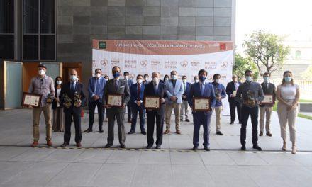 """Premios """"VINOS Y LICORES DE LA PROVINCIA DE SEVILLA"""""""