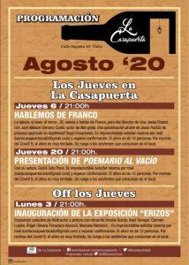 LOS JUEVES EN LA CASAPUERTA @ BAR LA CASAPUERTA