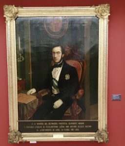 Exposición '10 de Marzo de 1820. Los mártires sacrificados por la tiranía'. @ ESPACIO DE CREACIÓN CONTEMPORÁNEA ECCO CÁDIZ