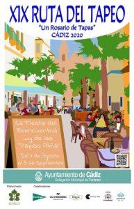 XIX RUTA DEL TAPEO DE CADIZ @ 33 establecimientos de la ciudad de Cádiz