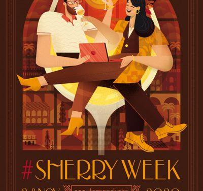 Llega Sherry Week para los amantes del vino de Jerez