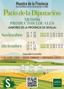 FERIA PRODUCTOS LOCALES DE LA DIPUTACIÓN DE SEVILLA @ Patio de la Diputación de Sevilla