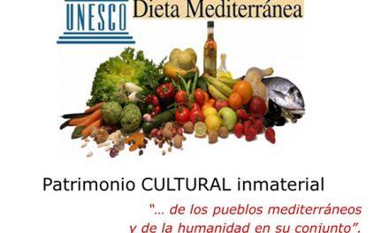 La dieta mediterránea, 10 años reconocida