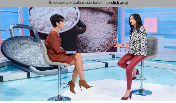 De lavar el arroz y otros consejos con Beatriz Robles