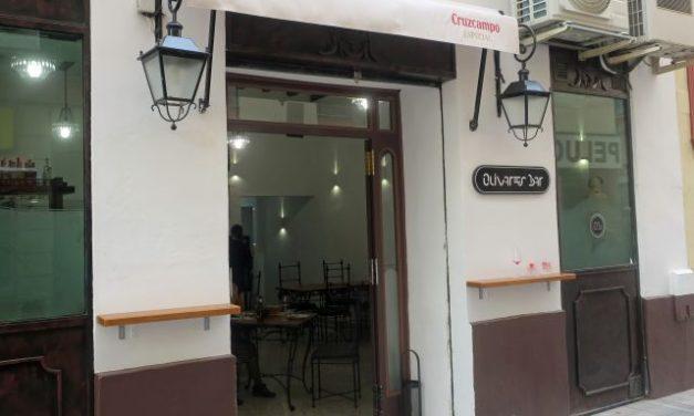 Bar Olivares, abrir en tiempos de pandemia