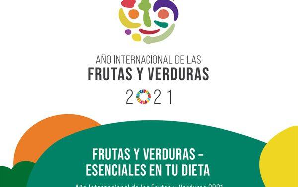 2021, Año Internacional de las Frutas y Verduras