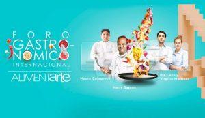FORO GASTRONÓMICO INTERNACIONAL ALIMENTARTE @ EVENTO VIRTUAL Y GRATUITO