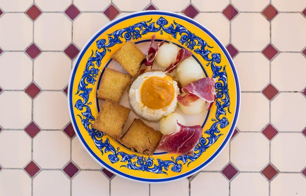 Huevos canasteros