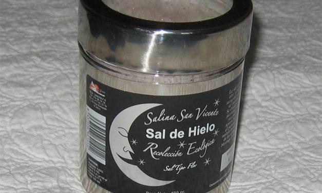 De interés para pijos (como yo): la sal de hielo