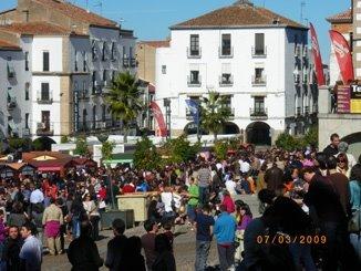 IV Feria Gastronómica de Cáceres