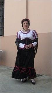 Me llamo Carmen Toscano Cavana y nací en 1767