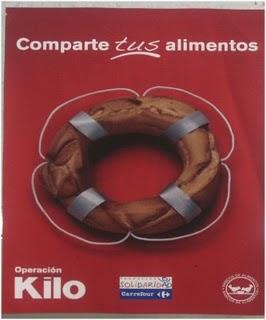 Operación kilo: la compra solidaria