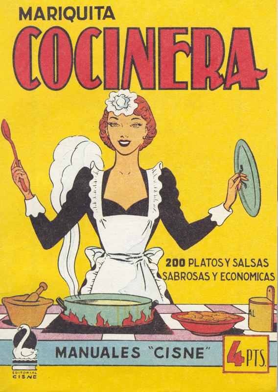 Mariquita cocinera y el pimentón