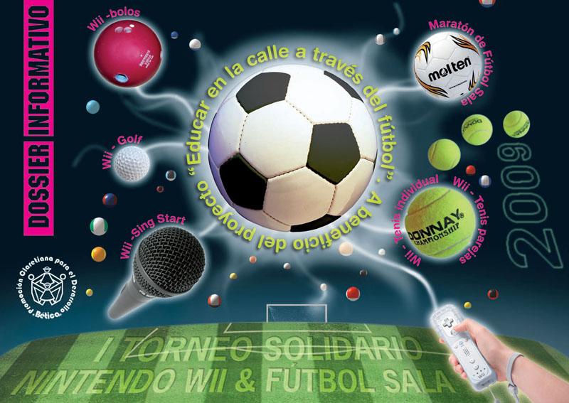 Torneo Solidario de Wii en el Claret de Sevilla