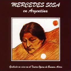 Murió Mercedes Sosa y Alfonsina