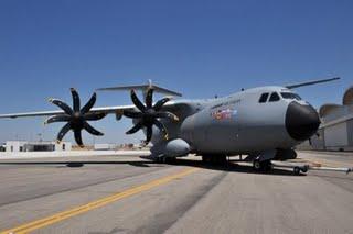 El A-400M y el potaje gitano
