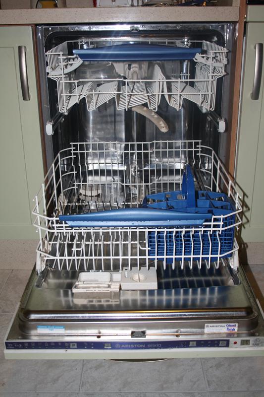 Entrevista a un buen lavavajillas