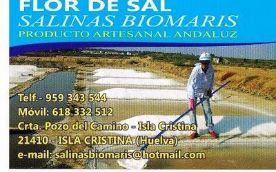 Salinas Biomaris, Isla Cristina