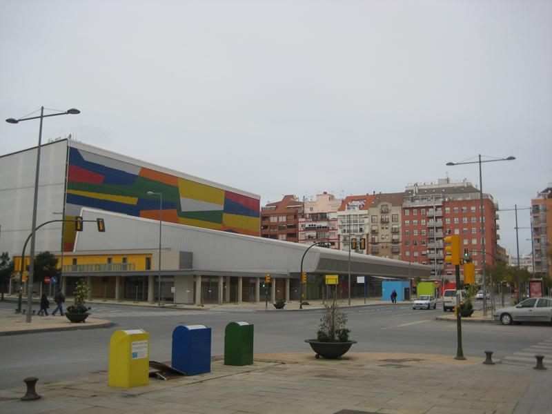El nuevo mercado de Huelva