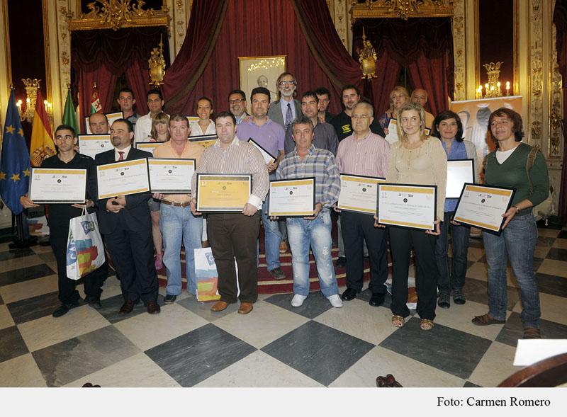 Entrega de premios de la II Edición de la Senda de las Maritatas