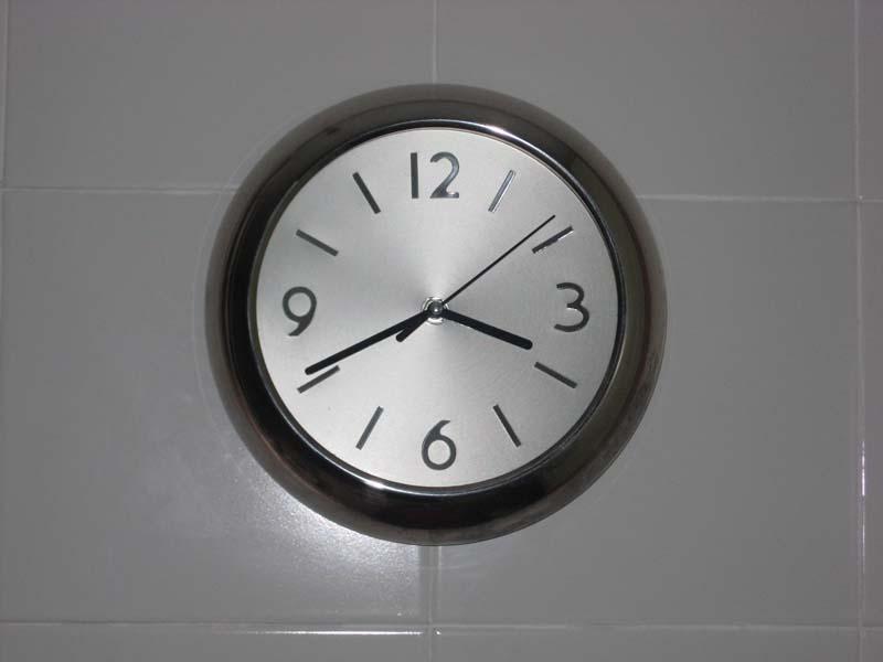 Entrevista a un reloj de cocina