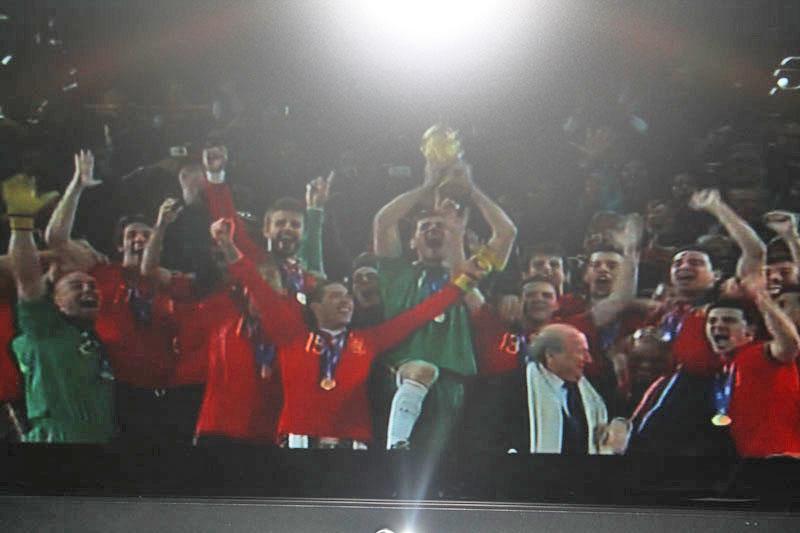 Y somos campeones del mundo….
