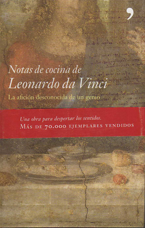 Leonardo Da Vinci, genio y educador de la mesa