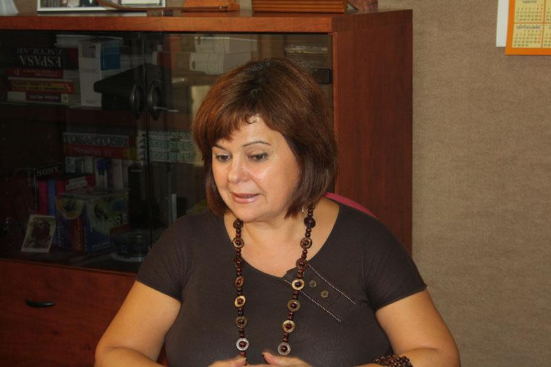 Maria Luisa Ucero «off the record»