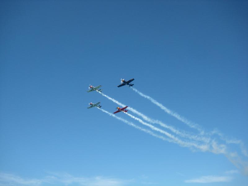 III Festival aéreo de Cádiz